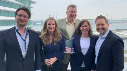 EMMsphere Awarded censhare Newcomer Of The Year