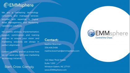 Emmsphere Services Brochure
