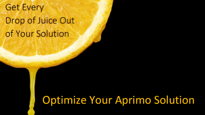 Emmsphere Services Optimize Your Aprimo Solution