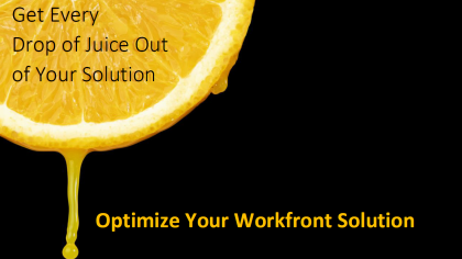 Emmsphere Services Optimize Your Workfront Solution