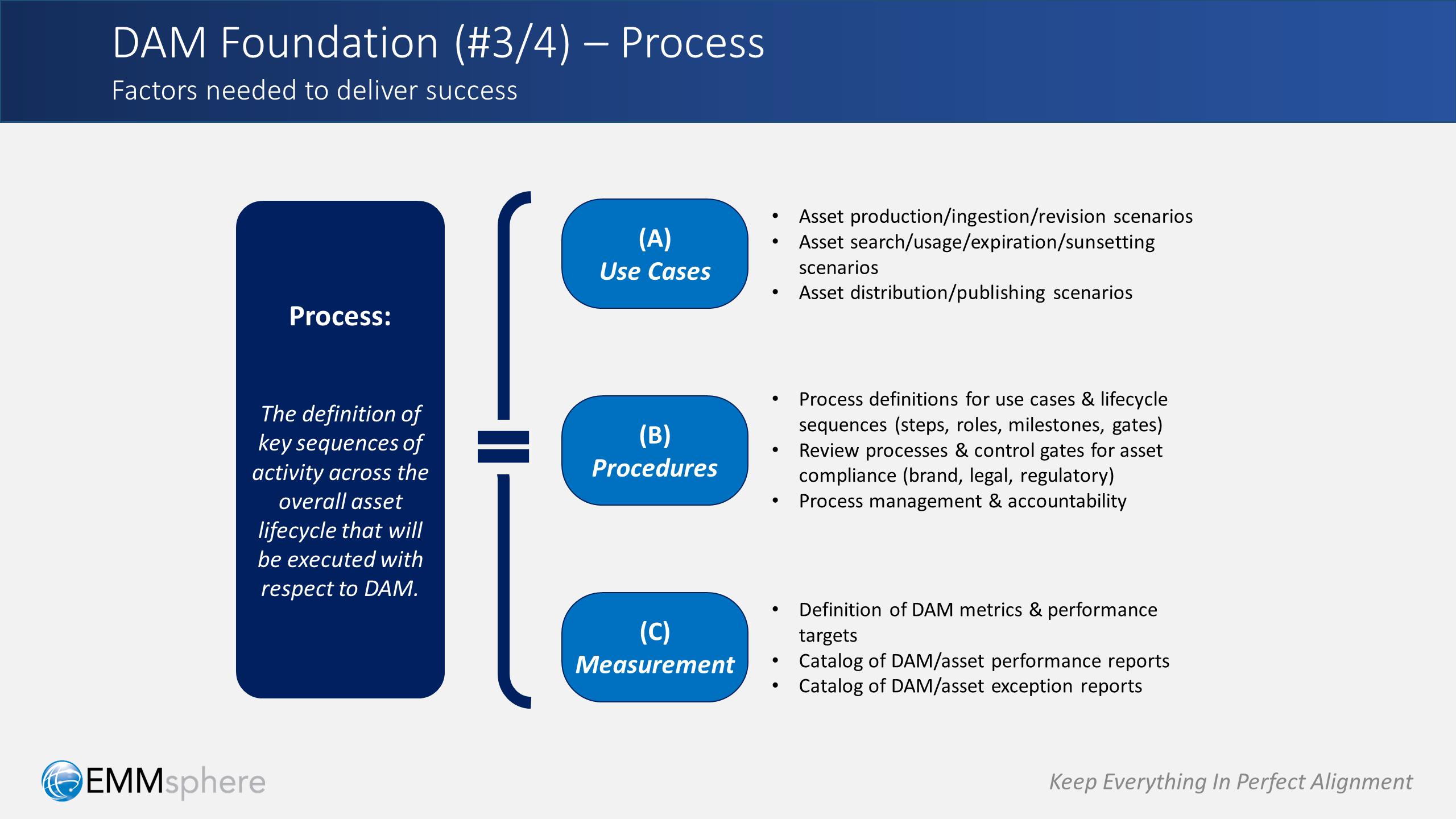 DAM Perspectives Part 4 - Process